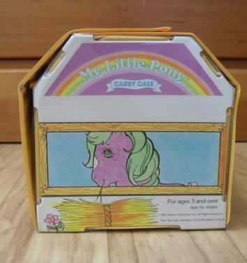 My Little Pony Carry Case: Seashell Side