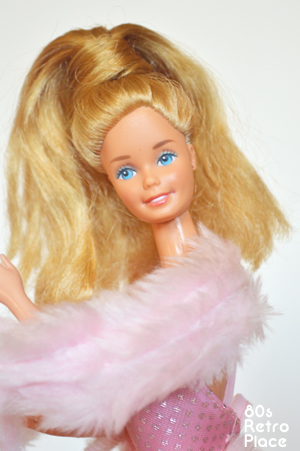 80s Pink n Pretty Barbie | 80sretroplace.wordpress.com