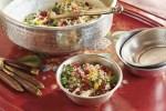 POM Couscous Salad by Chef Sammy Marsh for POM Wonderful