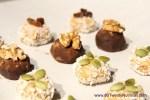 Coconut Cashew Energy Balls