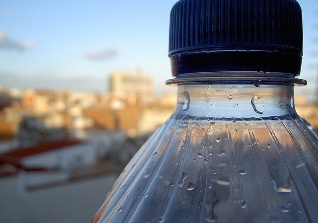 BPA in Plastic Food Containers and Water Bottles - safety and how to lower your exposure - Christy Brissette media dietitian 80 Twenty Nutrition