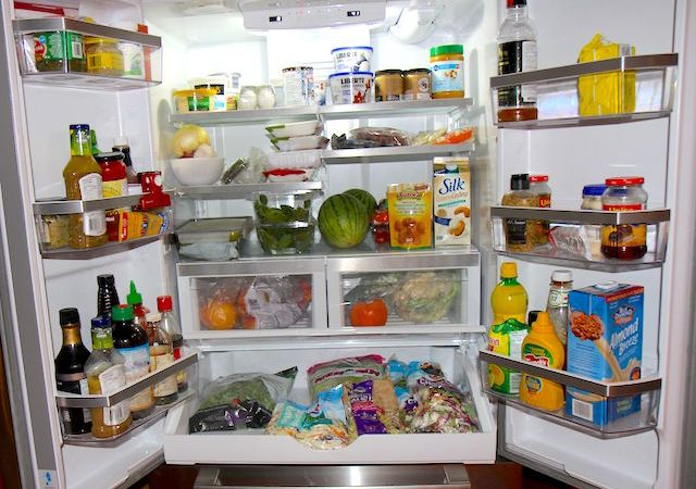 Healthy Foods to Always Have in Your Kitchen - keep these stocked in your fridge, pantry, cupboard and freezer for quick healthy meals - ideas from Christy Brissette, media registered dietitian nutritionist, 80 Twenty Nutrition