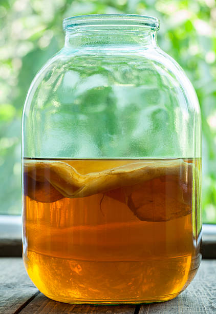 Easy Homemade Kombucha Recipe