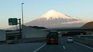 新東名から見る富士山が美しすぎる【上り線から見る世界遺産】