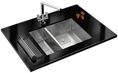 http 81 29 88 85 kitchens sinks taps franke pkx1603418 undermount square bowl stainless steel sink html