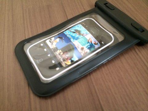 iPhone5s 防水ケース