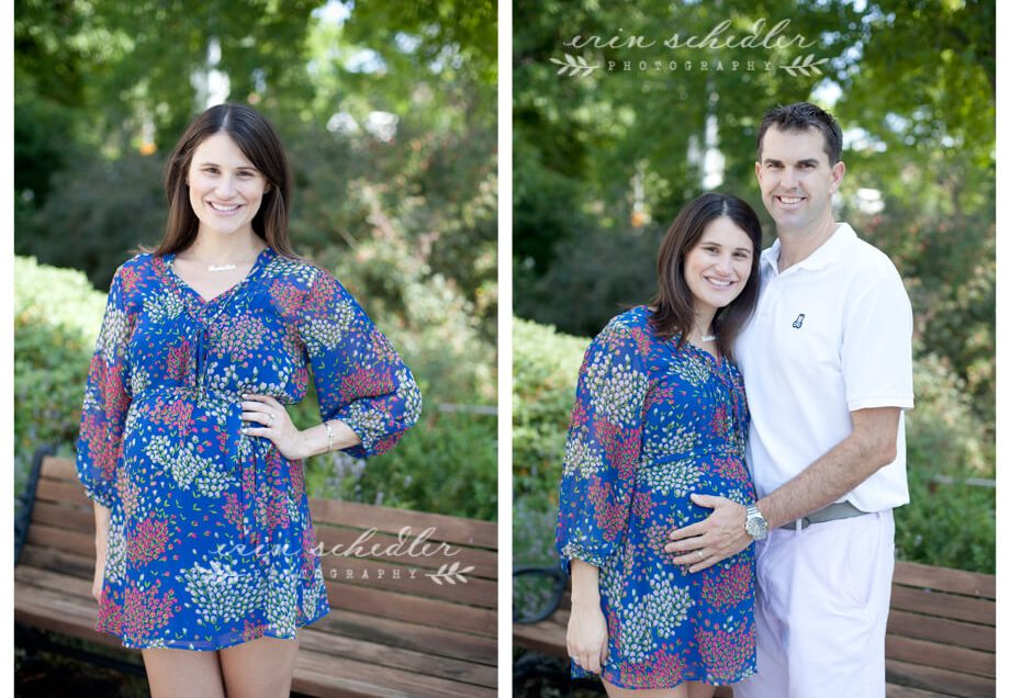 Sarah |Maternity Session at Heritage Park