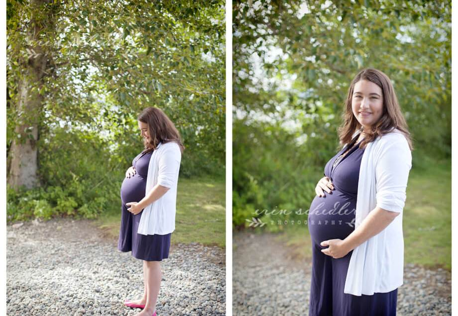 Krista | Maternity Session at Magnuson park