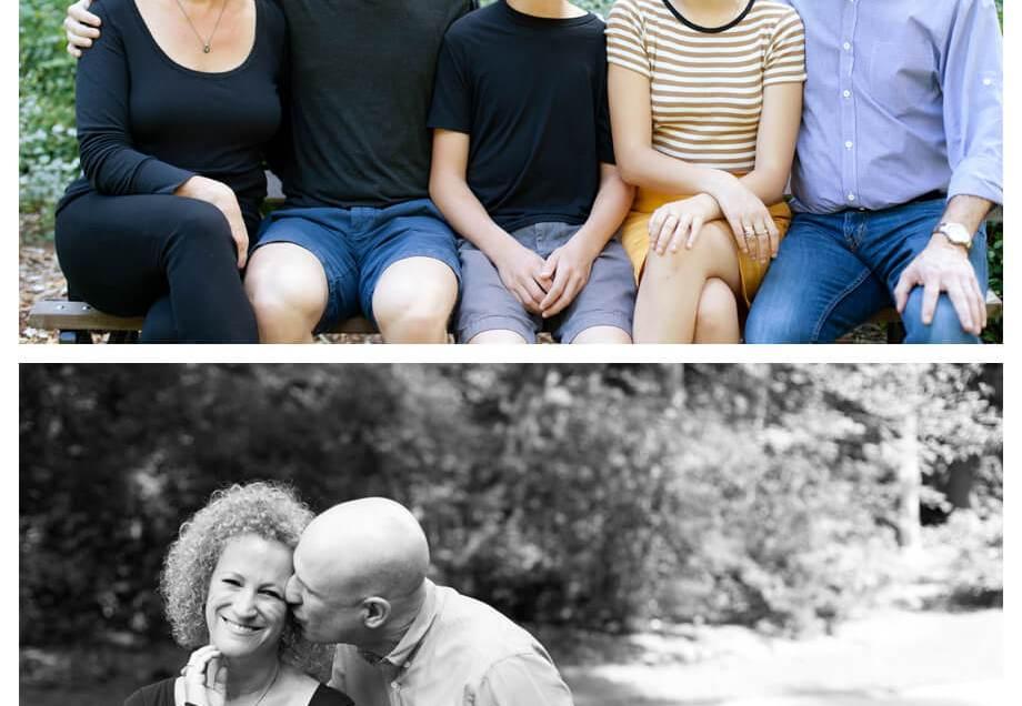 S Family Portrait | Seattle Arboretum