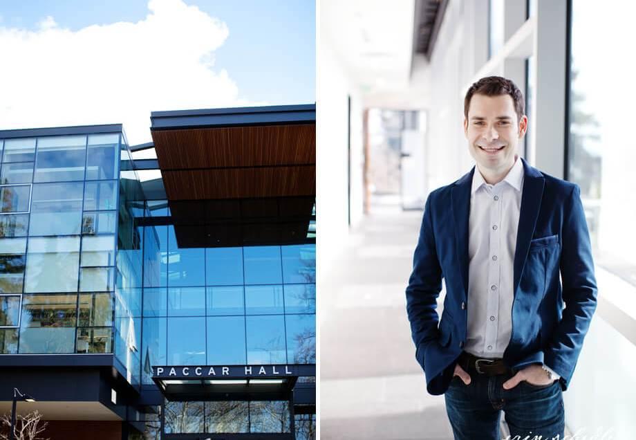 Gavin | Seattle Corporate Headshots + Personal Brand Update