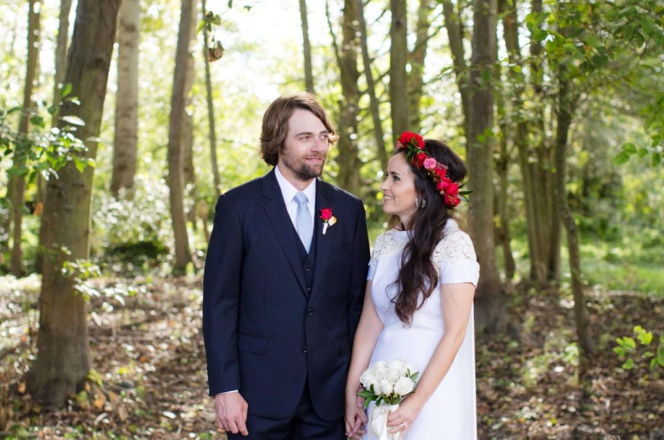 Urban Horticulture // Seattle Small Ceremony + Elopement Photography