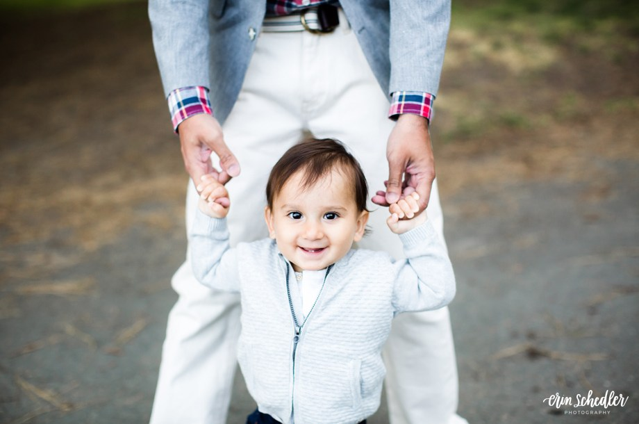 1 Year Milestone / Seattle Baby Photographer