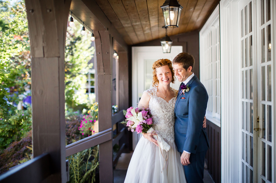 Erika + Jim / Robinswood House Wedding Photographer