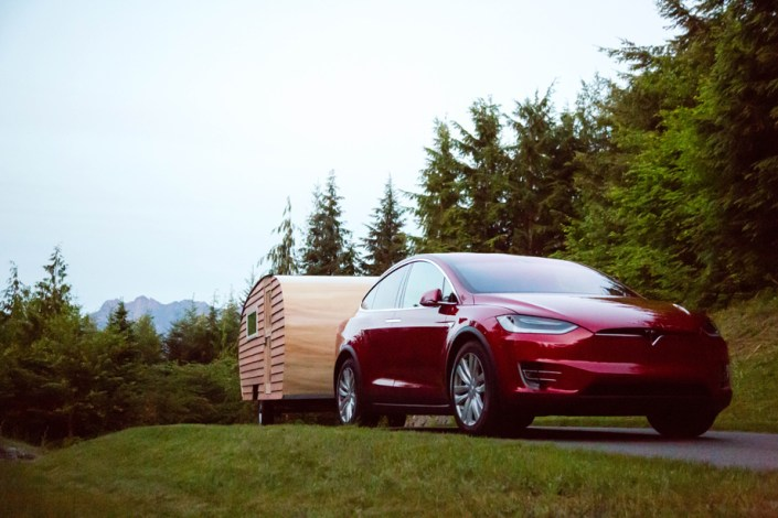 tesla homegrown trailers