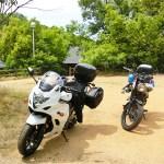 バイクキャンプ