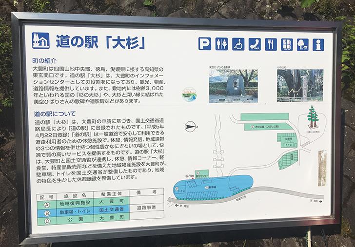 道の駅大杉