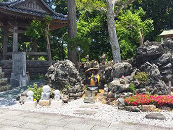 四国八十八カ所霊場第32番禅師峰寺