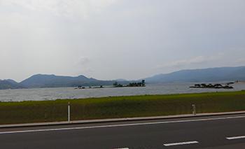島根県・中海