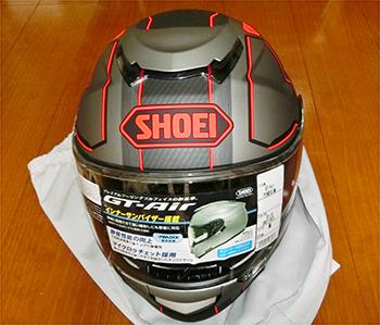SHOEI・GT-Air
