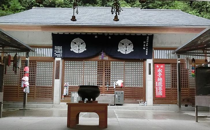 四国八十八カ所霊場第68番・神恵院(じんねいん)