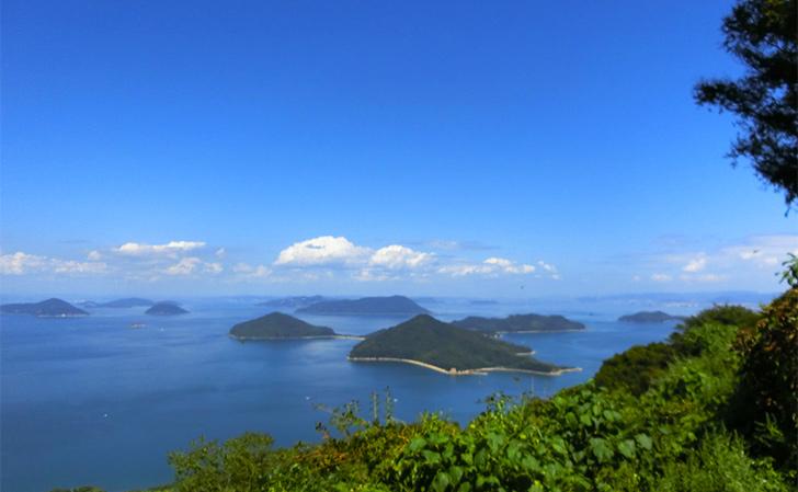 香川県・紫雲出山