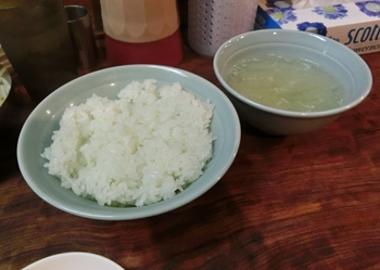 東京餃子楼 ・三軒茶屋店・ご飯セット