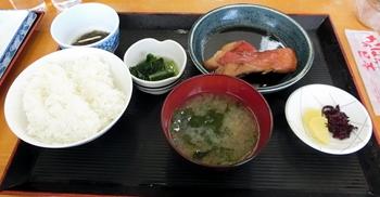 道の駅開国下田・さかなや・煮つけ定食