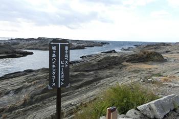 城ヶ島・富士山ビュースポット
