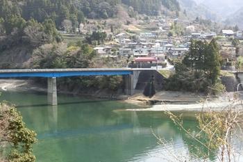 丹沢湖・神奈川県