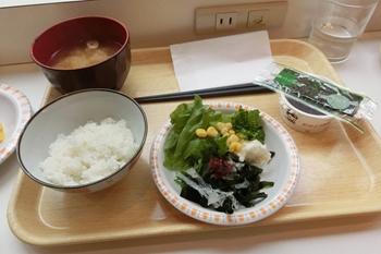 福島県・チサンイン・朝食