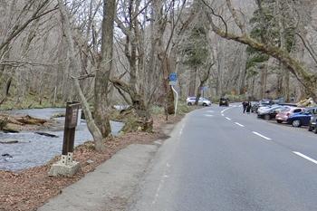 青森県・国道102号・十和田湖おいらせライン