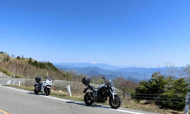 長野県・美ヶ原高原