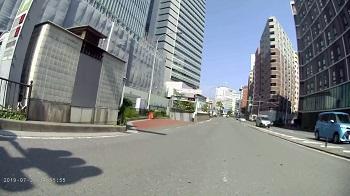 馬車道地下駐車場