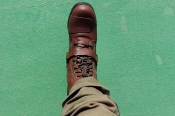 ワイルドウィングのブーツ