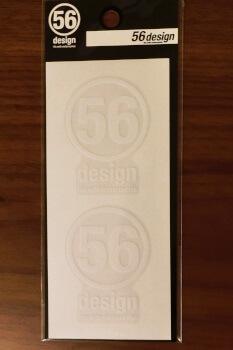 56デザイン・ステッカー