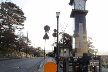 奈良県・時計台
