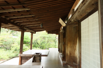 円成寺・本堂