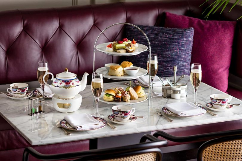 Indulge in exquisite tea at the Fairmont Empress. Photo: The Fairmont Empress