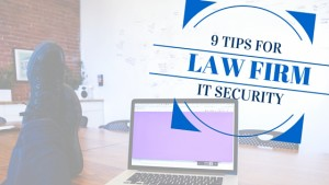 9 Tips for Law Firm