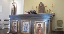 カトリック国分教会祭壇