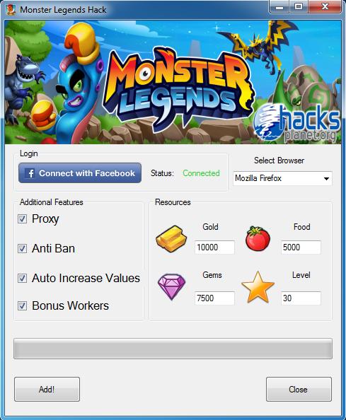 Easy Methods For <b>Monster Legends Cheats</b> – A Closer Look | <b>Monster</b> ...