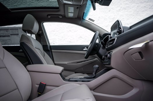 New 2020 Hyundai Tucson Ultimate AWD Sport Utility