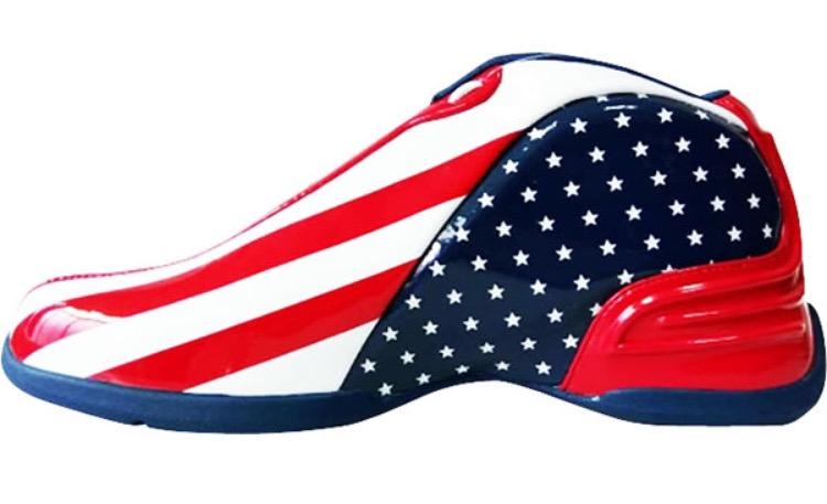 ダダ シーダブス アメリカ国旗