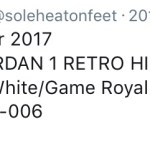 Air Jordan 1 Retro High フライニット 多色展開あり