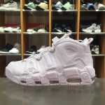 """UPTOWN Deluxe NIKE AIR MORE UPTEMPO """"WHITE ON WHITE"""" 発売決定!"""