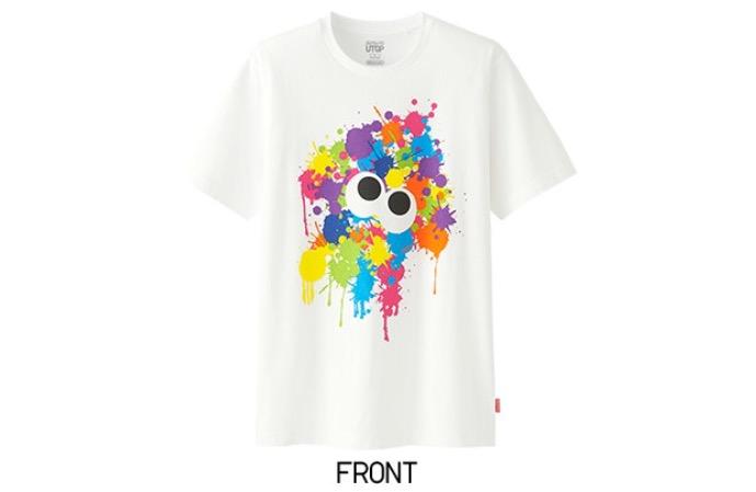 任天堂 ユニクロ Tシャツ
