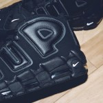 Supreme x Nike Air More Uptempo リフレクター反射が弱い現象あり!