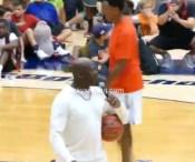 ジョーダン ピッペン フライトスクールバスケットボール