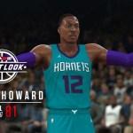 【今日の一枚】仕事が早い!NBA2K18 ジョーダンブランドユニフォーム