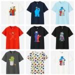カウズ x セサミストリート x UT コレクション Tシャツ公開!